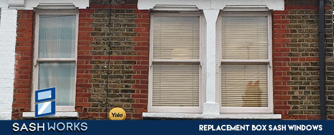 Replacement sash windows Walthamstow,