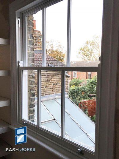 Box sash window restorations and repairs