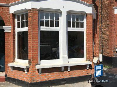 Replacement Edwardian Sash Windows
