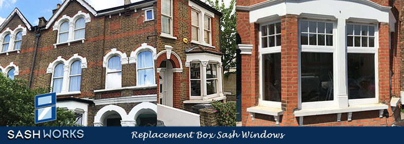 Replacement Box Sash Windows
