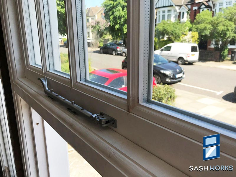 Sash window restorations and repairs