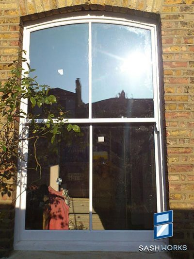 Replacement Victorian Box Sash Windows
