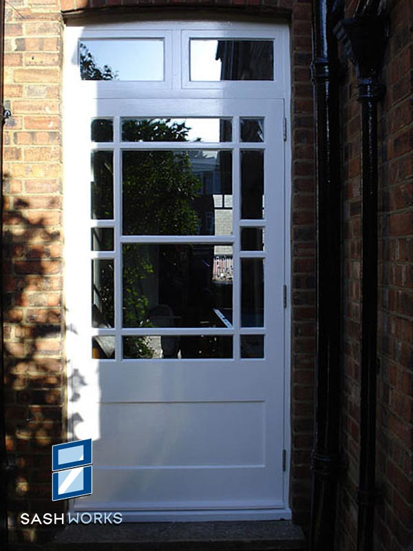 Replacement doors in North London