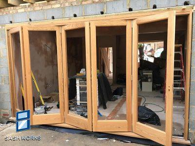 Bi-fold Door Installations