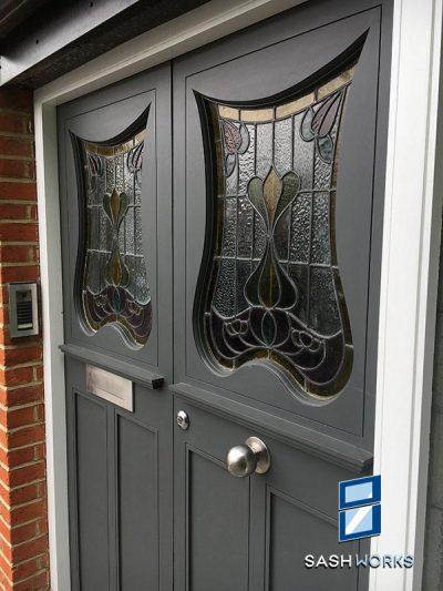 Replacement front doors Enfield