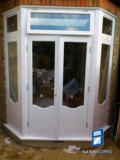 Edwardian and Victorian patio doors